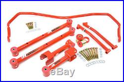 UMI 68-72 GM A-Body Chevelle Rear Upper & Lower Control Arms & Sway Bar Kit