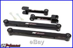 UMI 73-77 GM A-Body Rear Non Adjustable Upper & Boxed Lower Control Arms