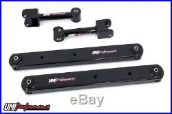 UMI 78-88 Regal G-Body Rear Non Adjustable Upper & Boxed Lower Control Arm Kit
