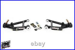 UMI Perf 78-88 Monte Carlo, 82-03 S10/S15 Upper & Lower A-arm, Coilover Only