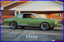 UMI Performance 3051 1978-1988 GM G-Body 2 Lowering Spring Drop Kit Stage 2