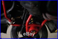 UMI Performance 64-72 GM A-Body Tubular Upper & Lower Front Control Arm Black