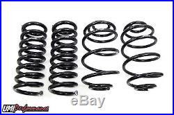 UMI Performance 67-72 Chevelle A-Body 2 Lowering Drop Spring Kit Front & Rear