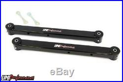 UMI Performance 73-77 GM A-Body Boxed Rear Lower Control Arms Pair Black