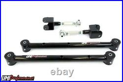 UMI Performance 78-88 G-Body Rear Lower Arms & Adjustable Upper Control Arms