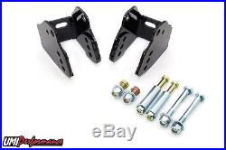 UMI Performance 78-88 GM G-Body Bolt-In Lower Control Arm Relocation Brackets