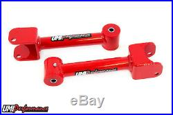 UMI Performance 78-88 GM G-Body Rear Tubular Upper Control Arms RED