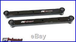 UMI Performance 78-88 Regal G-Body Rear Boxed Lower Control Arms Black 3024-B