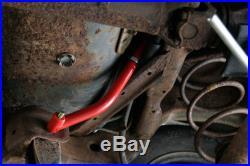 UMI Performance 78-88 Regal G-Body Rear Control Arm Reinforcements Frame Brace