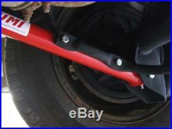 UMI Performance 78-88 Regal G-Body Rear Tubular Lower Control Arm Pair Black