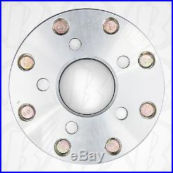 USA MADE 5 Lug Vehicle to 8 Lug Wheel Adapters / 1 Spacers 5x4.5 to 8x170