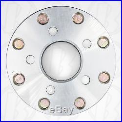 USA MADE 5 Lug Vehicle to 8 Lug Wheel Adapters / 1 Spacers 5x4.5 to 8x6.5