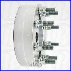 USA MADE 5 Lug to 8 Lug Wheel Adapters / 1.5 Spacers 5x4.5 to 8x170