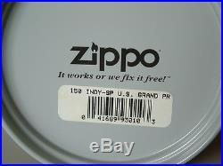 Ultra Rare Formula One United States Grand Prix Zippo Lighter. Only 750 Made