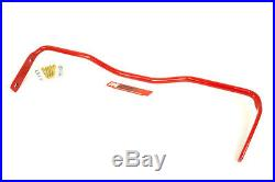 Umi Performance 1978-1988 GM G-Body 1 Solid Rear Sway Bar Red