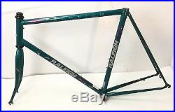 VTG Raleigh Technium Grand Prix Frame & Fork Road Bike 57cm, 22.5 USA Bicycle