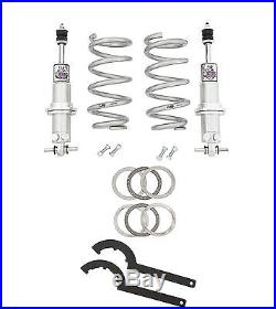 Viking 68-72 Chevelle Front Coilover Kit Double Adjustable Shock & Spring 550
