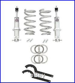 Viking 70-81 Camaro Front Coilover Kit Double Adjustable Shock & Spring 350