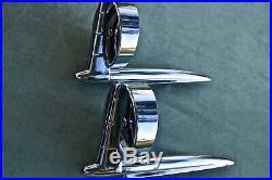 Vintage 1950's 1960's Aftermarket Mirrors