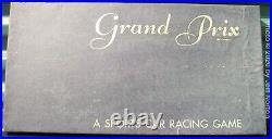 Vintage 1956 Grand Prix A Sports Car Racing Board Game Watkins Glen! Rare