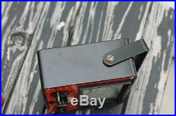 Vintage 1960's engine Auto Parts Accessory Engine Tester tool rare