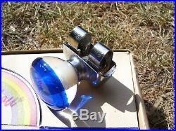 Vintage 1960's nos Steering wheel spinner knob auto gm service street rat rod