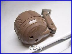 Vintage 50s Airguide VISI-DOME compass gauge gm ford chevy rat rod pontiac nash