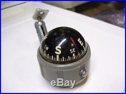 Vintage 50s Airguide VISI-DOME compass gauge gm ford chevy rat rod pontiac nash