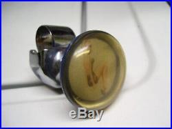 Vintage 50s PINUP GIRL steering wheel knob automobile original gm street rat rod