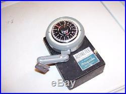 Vintage 50s nos Airguide dash altimeter gauge gm ford chevy rat rod pontiac nash