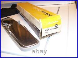Vintage 60-72 nos original Delco Guide non glare chevy Rearview Mirror camaro