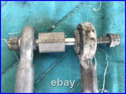 Vintage 61 62 63 64 65 GM Pontiac Gto Tripower Linkage Set W Throttle Shaft Cool