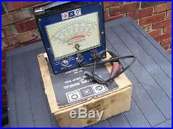 Vintage 70s AC DELCO tune-up meter accessory gm ford chevy rat rod pontiac ss