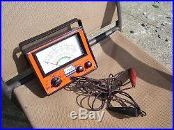Vintage AC DELCO tune-up meter service gauge engine auto gm street rat hot rod