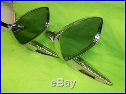 Vintage Custom Mirrors Cruiser Rat Rod