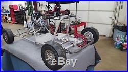Vintage Dart Grand Prix Racing Go Kart