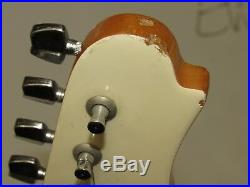 Vintage Grand Prix Strat Style Guitar 48FL