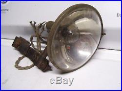 Vintage Headlight HARLEY KNUCKLEHEAD FLATHEAD PANHEAD BOBBER HOT ROD Bicycle