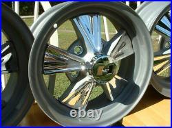 Vintage Original Hurst Mag Wheel Chevy Chevelle Nova Impala Pontiac GTO Lemans