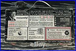 Vintage Original nos Mickey Mantle Display Auto alarm accessory
