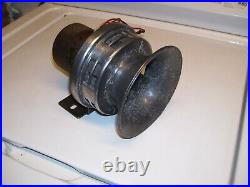 Vintage Parade Siren auto part service horn gm rat hot rod ford chevy bomb Buick