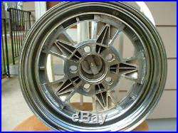 Vintage Rocket Racing Mag Wheel Chevy Camaro Chevelle Nova Pontiac GTO Lemans GM