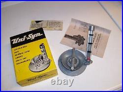 Vintage UNISYN nos Carburetor tuneup auto gm pontiac ford hot rod porsche chevy