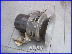 Vintage auto Parade Siren old car accessory gm loud street hot rod rat bomb part