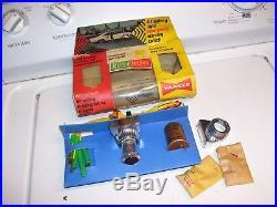 Vintage nos 1960' s Yankee auto Hazard flasher Light switch lamp kit gm rat rod