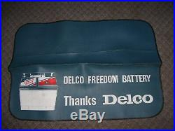 Vintage nos 1970's Ac delco promo car fender service part auto gm street rat rod
