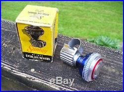 Vintage nos 50s SANTAY Spin UR Wheel steering knob control gm street rat hot rod