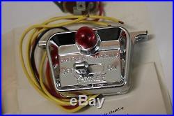 Vintage nos Hazard Flasher Emergency Switch GM Ford Chevy AMC Cadillac Buick VW