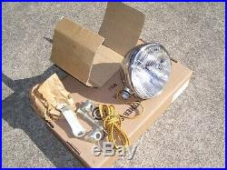 Vintage nos Head lamp light HARLEY KNUCKLEHEAD FLATHEAD PANHEAD BOBBER HOT ROD