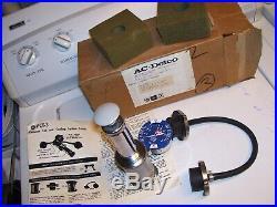 Vintage nos original GM 60s Delco guide Cooling system tester gauge Chevy Camaro